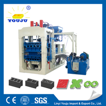 China brand manufacturer factory direct automatic colorful brick machine factory