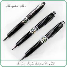 2015 New Design Heavy Brass shell Business Ballpoint Pen Vip Gift Pen