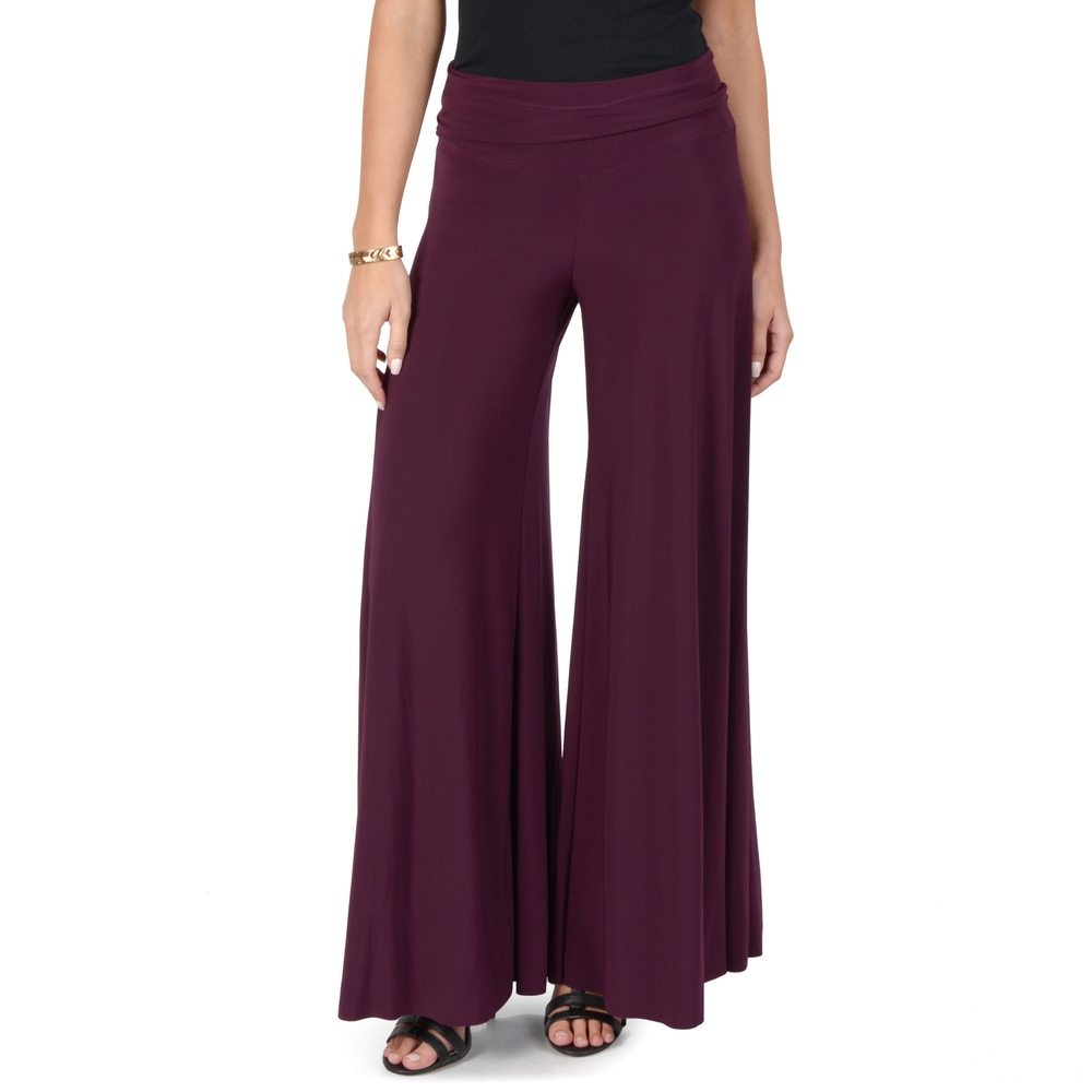 Palazzo Pants. Showing 1 of 1 results that match your query. Search Product Result. Product - ZANZEA New Women Chiffon High Waist Palazzo Yaga Pants Wide Leg Loose Casual Long Trousers. Product Image. Product Title. ZANZEA New Women Chiffon High Waist Palazzo Yaga Pants Wide Leg Loose Casual Long Trousers.