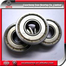 Motorcycle bearing deep groove ball bearing 6005