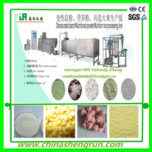 CE converted starch machine/equipment/line