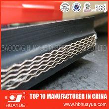 high quality nylon plies stone crusher plant rubber belt