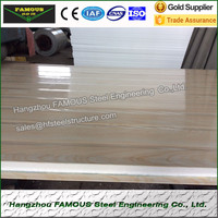 materials used wall panelling/exterior wall construction material/foam filled wall panels