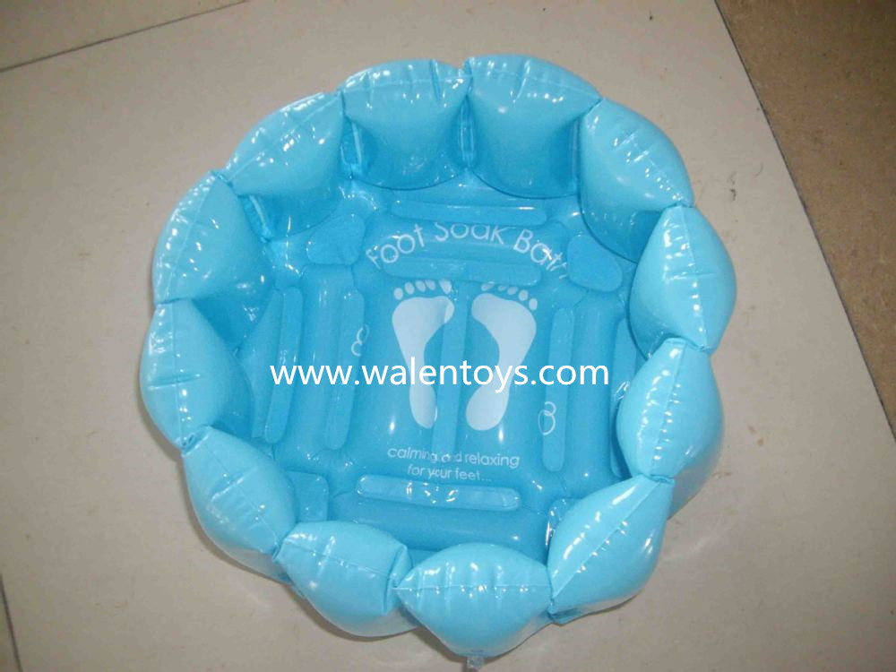 Inflatable Foot Bath Tub,Inflatable Foot Spa Basin,Inflatable Foot ...