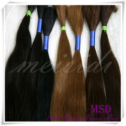2013 stock selling cheap virgin bulk hair