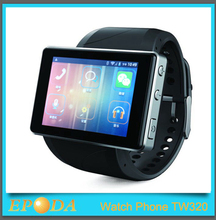 2014 new 3g best new model watch mobile phone