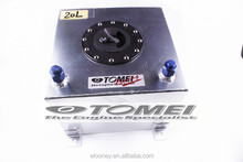 Tomei universal racing car aluminum fuel tank 6L/10L/20L/40L
