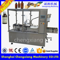 TRUSTWORTHY supplier automatic pharmaceutical syrup filling machine,filling and capping machine