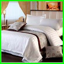 give away factory made durable for wash stripe hotel duvet covers