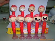 Bobble head ball pen for dental gift foshan safety