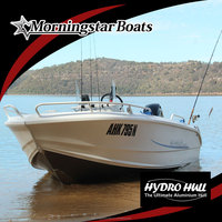 2015 New center steering console boat hull for sale