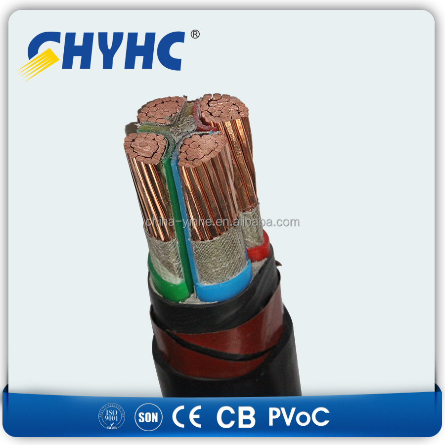 Wholesale Copper Core Xlpe Insulated Pvc Sheathed Swa