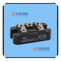 Power Three-phase thyristor/diode module MDS150A/1600V