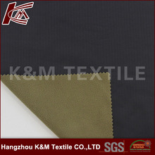 Jacquard Knitted Fabric bonded Polar Fleece Fabric