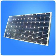 160W monocrystalline sola PV panel