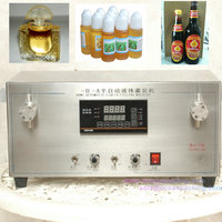 mini size manual bottle filler 1-10000ml