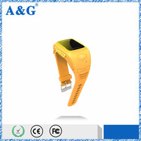 new arrive high quality water proof sports style for child gps tracker watch