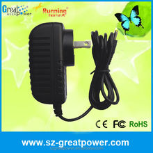 universal 9v 2a power adapter plastic cover