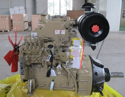 Hot Sales!!! 100kw Diesel Engine With Clutch For Stationary Power