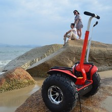 72V Li-ion battery operated two wheel smart balance electric scooter