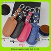 15045D Car key case made in leather gifts manufactory custom acceptable