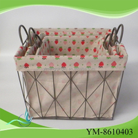 Wholesale china products accessories fruit wire basket