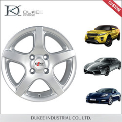 2015 OEM And Best Sale Factory Direct Provide 14X6 Rim 108 PCD Caster Wheel