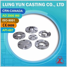 PN16 ANSI 316L CLASS 150 STANDARD STAINLESS STEEL WELD NECK FLANGE