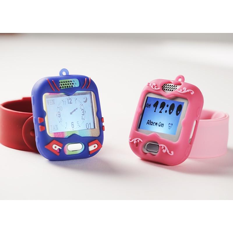 Smart Kids Watch Walkie Talkies,Voice Recorder Wrist Watch ...
