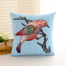Top quality cotton CMYK printing aroma pillow for home decoration