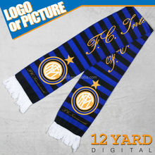 Factory directly high quality scarf polyester neck sport shawl