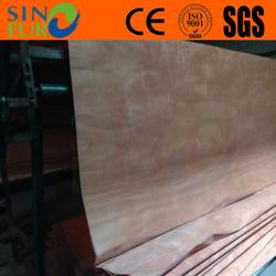 burma face veneer /natural face veneer/burma timber face veneer 1250x2600 supply 0.3-0.5mm gurjan /keruing veneer