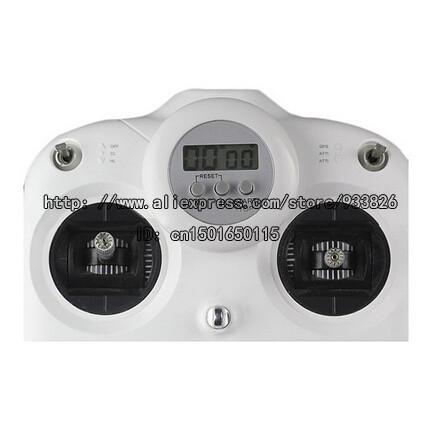 DJI Phantom 1 and 2 Timer RC Quadcopter Parts For DJI Original Controller + Tracking Number