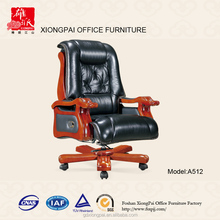 Big and tall smart executive office chair A512