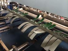 HSA-450X2 PE tshirt making plastic bags machine
