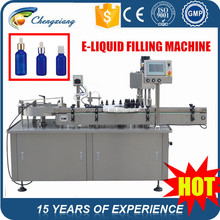 High precision automatic filling machine for liquids,liquid filling machine ecig,e cigarette liquid filling