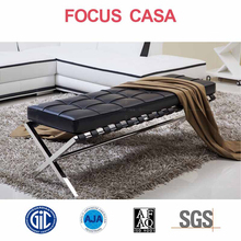 modern design long footstool CH107