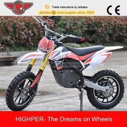 Mini Pit Bike For Kids (HP110E-C)