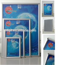 A1/A2/ A3/A4 snap frame,poster frame,aluminum clip frame