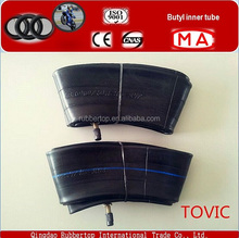 with natural and butyl rubber high quality MOTORCYCLE high quality 3.00-17 motorcycle inner tube