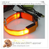 USB Rechargeable pet product Lighted dog collars and led pet collar