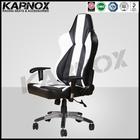 karnox micro fibra de couro cadeira de escritório móveis