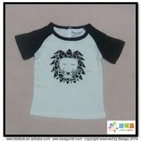 BKD 100% GOTS organic kids t-shirts wholesale from China