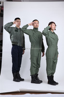 Flame retardant Pilot coverall flight suit flying suit