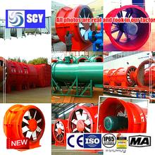 Axial flow FRP Exhaust Fan With aluminium blade/Exported to Europe/Russia/Iran