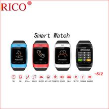 teléfono móvil más barato del reloj inteligente bluetooth