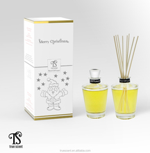 120ML Clear Glass Bottle Aroma Reed Diffuser
