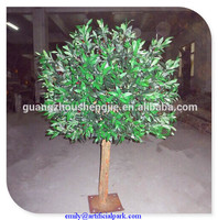 GZSJ 5ft high quality products artificial tree for home/garden/hall/playground indoor&outdoor decoration artificial olive tree