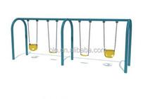 children indoor/outdoor playground swing for kids toy