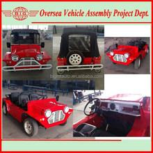 Topless Convertible Classic Island Minimoke Cars